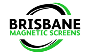 Brisbane Magnetic Screens logo