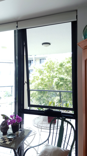 Brisbane Magnetic Insect Screens for Doors and Windows