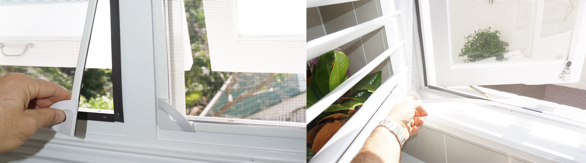 Magnetic Fly & Bug Screens for Windows & Doors in Brisbane QLD