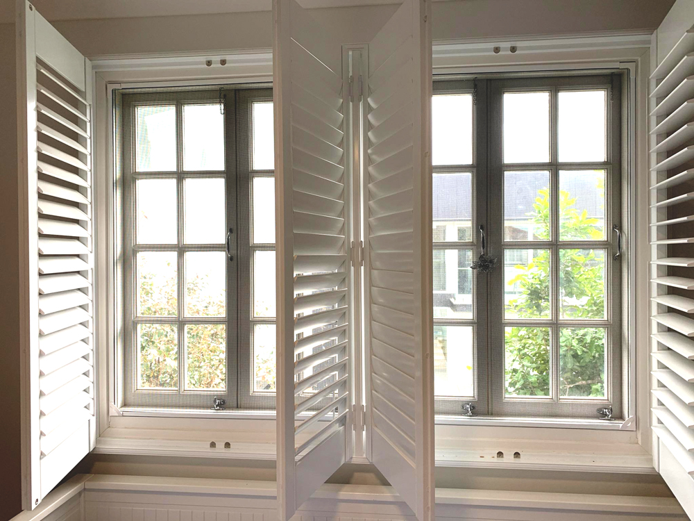 Retrofit Magnetic Insect Screens to Shutters by Brisbane Magnetic Insect Screens Brisbane